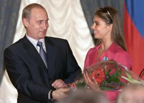 RUSSIA-PUTIN-KABAYEVA