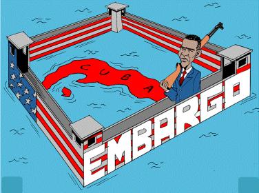 Cuba-Embarg