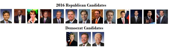 2016 Candidates_x300