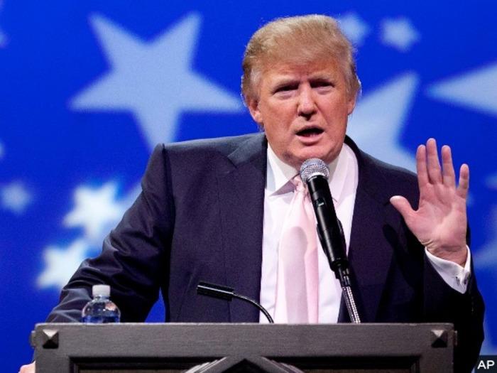 Donald Trump Vegas