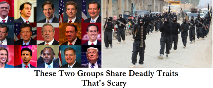 GOP and ISIS