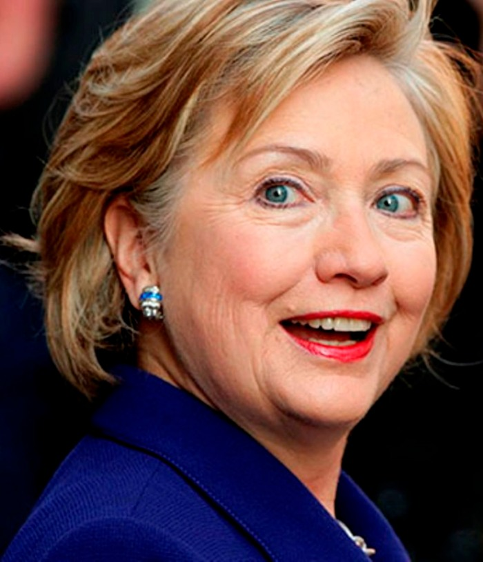 Hillary Clinton, first female President