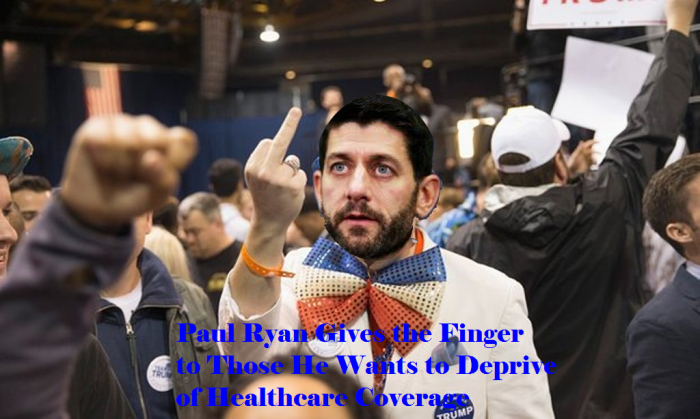 Deplorable Ryan