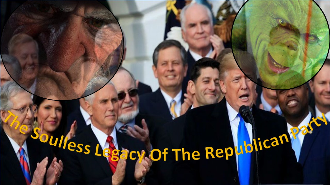 Donald Trump Exposes Republicans' Deliberate Indifference to the Constitution