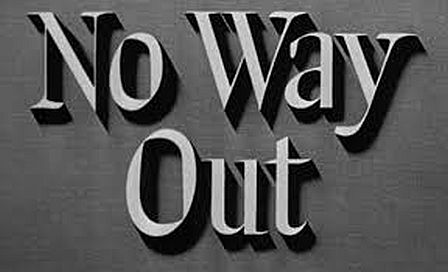 No Way Out – The Bully Is Boxed In