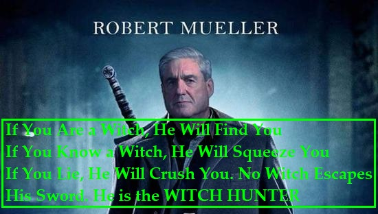 Mueller – The Last Witch Hunter