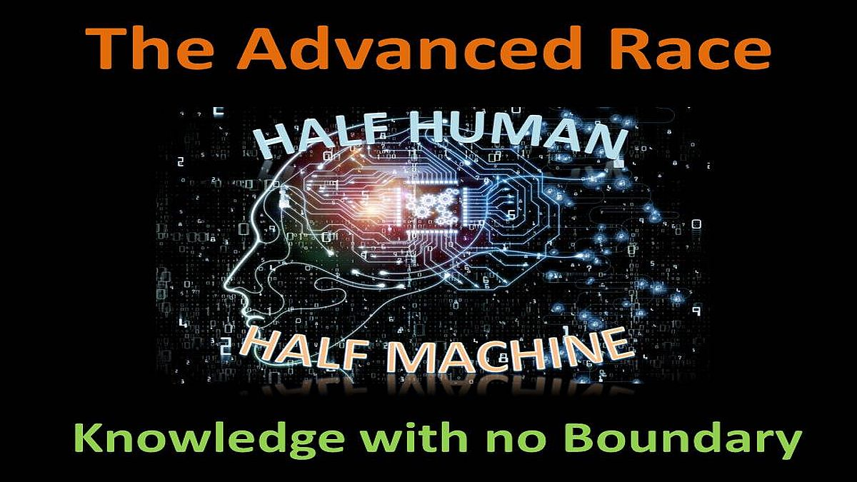 AI or Cyborg, Intelligence Humans CANNOT Compete With